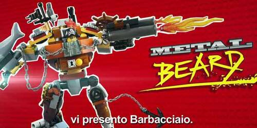 Featurette Barbacciaio - The LEGO Movie