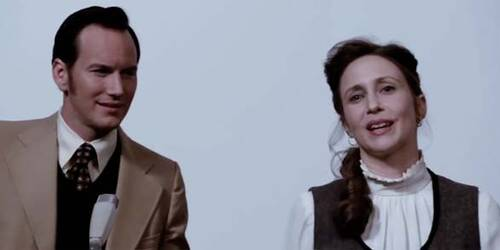 Featurette Lorraine Warren - L'Evocazione - The Conjuring