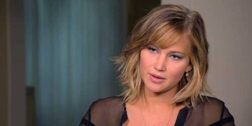 Intervista a Jennifer Lawrence - Hunger Games: La ragazza di fuoco
