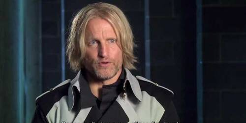 Intervista a Woody Harrelson - Hunger Games: La ragazza di fuoco