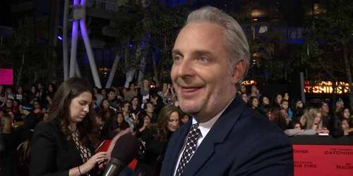Intervista Francis Lawrence - Premiere Los Angeles - Hunger Games: La ragazza di fuoco
