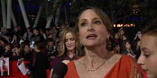 Intervista Nina Jacobson - Premiere Los Angeles - Hunger Games: La ragazza di fuoco