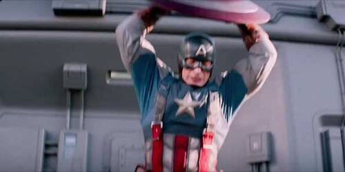 Teaser Trailer - Captain America: The Winter Soldier