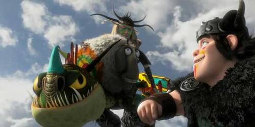 Trailer - How to Train Your Dragon 2