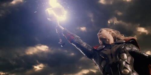 Clip Fuga da Asgard - Thor: The Dark World
