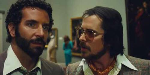 Trailer italiano - American Hustle
