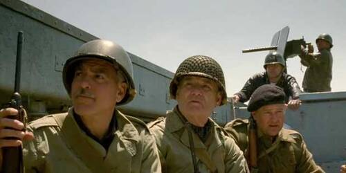 Trailer italiano - The Monuments Men