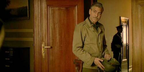 Clip Parlando francese - Monuments Men