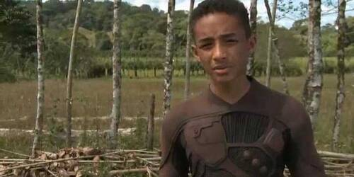 Backstage Costa Rica - After Earth