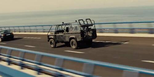 Clip Assalto alla Jeep - Fast and Furious 6