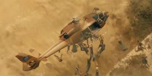 Clip Attacco al Chopper - World War Z