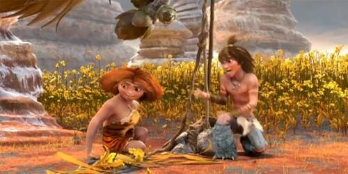Clip Hunting - I Croods