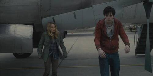 Clip In aeroporto - Warm Bodies