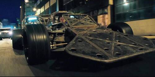 Featurette Flip Car - Fast and Furious 6