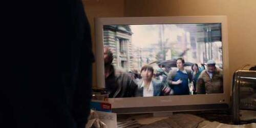 Spot Superbowl - World War Z