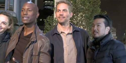 Featurette I volti di Fast and Furious 6