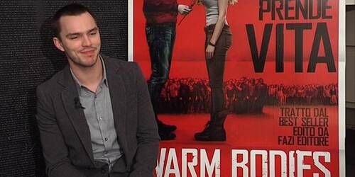 Featurette Nicholas Hoult R e Julie - Warm Bodies