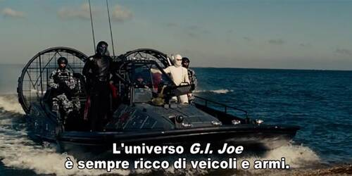 Featurette Terra, Acqua, Aria - G.I. Joe: La Vendetta