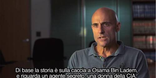 Intervista a Mark Strong - Zero Dark Thirty