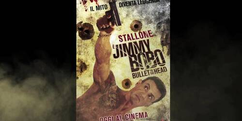 Motion Poster - Jimmy Bobo - Bullet to the Head