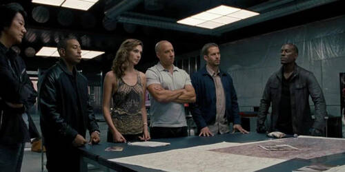 Spot Super Bowl - Fast and Furious 6