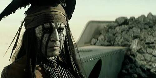 Spot Super Bowl italiano - The Lone Ranger