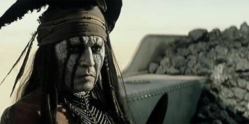 Spot Super Bowl - The Lone Ranger