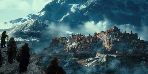 Teaser Trailer - The Hobbit: The Desolation of Smaug