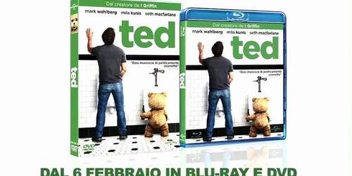 Ted in Blu-Ray e DVD - Spot Italiano