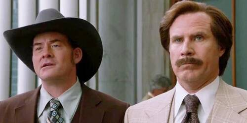 Trailer - Anchorman: The Legend Continues