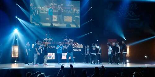 Clip USA Dream Team vs. Russia's Top 9 - Battle of the Year: La sfida è in ballo