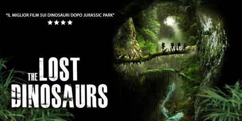 Trailer italiano - The Lost Dinosaurs