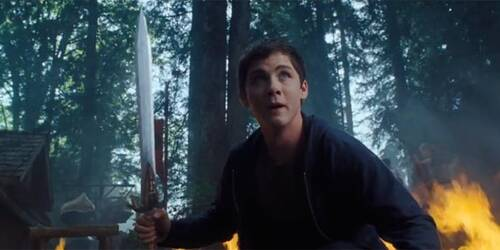 Trailer - Percy Jackson and the Olympians: The Sea of Monsters