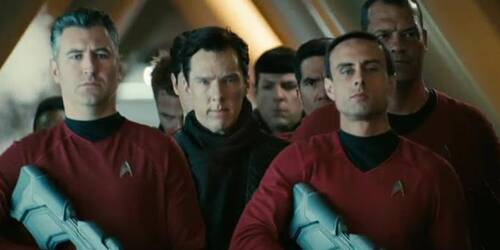 Trailer - Star Trek Into Darkness