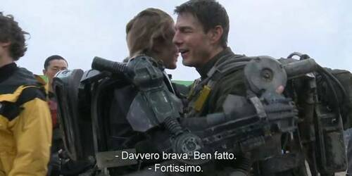 Edge of Tomorrow - Featurette Full Metal Blunt