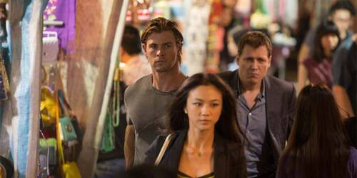 Trailer italiano - Blackhat