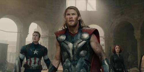 Avengers: Age of Ultron - Trailer Italiano