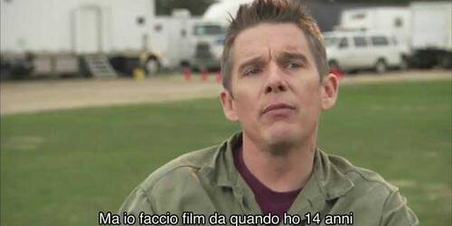 Boyhood di Richard Linklater - Intervista a Ethan Hawke