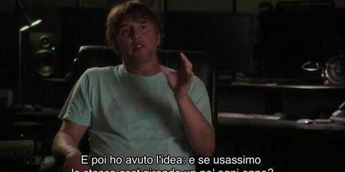 Boyhood di Richard Linklater - Il regista Richard Linklater parla di Boyhood