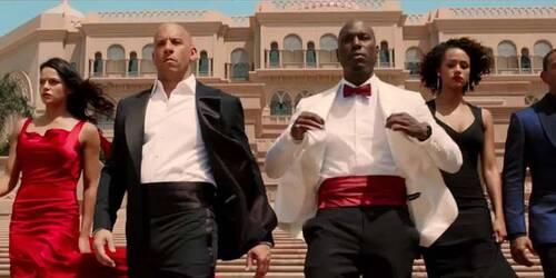 Trailer italiano - Fast and Furious 7