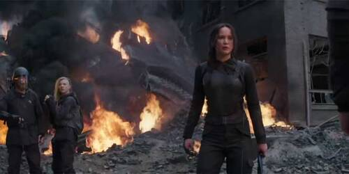 Trailer - The Hunger Games: Mockingjay (Part 1)