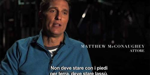 Interstellar - Featurette Matthew McConaughey