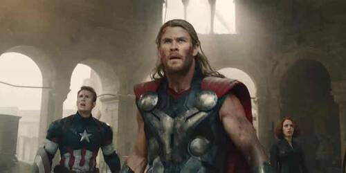 Avengers: Age of Ultron - Trailer Italiano 2