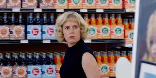 Big Eyes - Clip Al supermercato