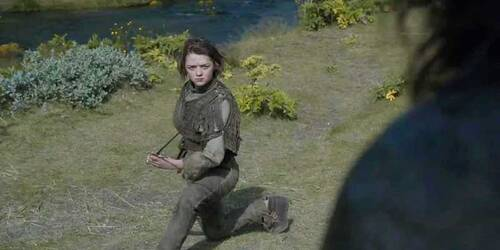 Clip 4x05 Game of Thrones - First of His Name