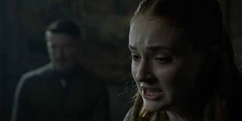 Clip 4x08 Game of Thrones - Sansa's Testimony