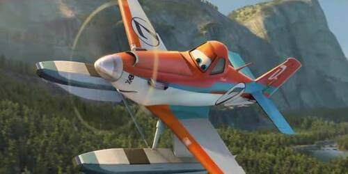 Clip Still I Fly Piston Peak - Planes 2: Missione Antincendio