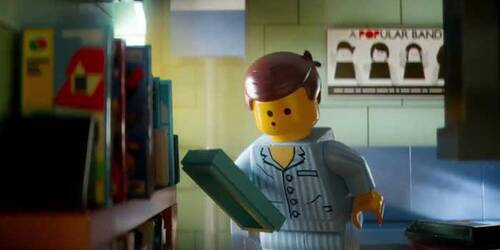 Clip Buongiorno! - The Lego Movie
