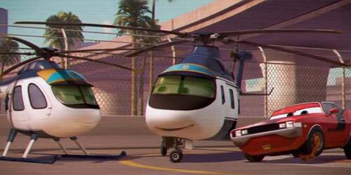Trailer 3 - Planes: Fire and Rescue