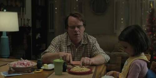 Intervista a Philip Seymour Hoffman - Synecdoche, New York
